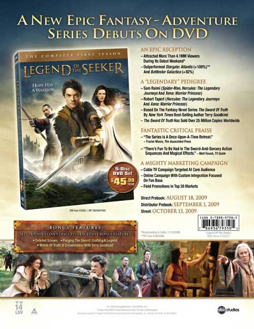 DVD Saison 1 Lotsdv11