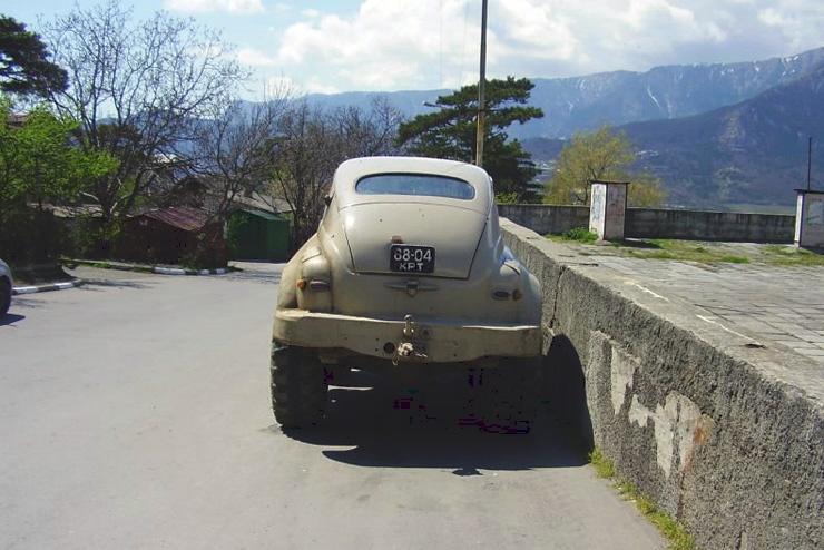 L'ancêtre des SUV.... 211