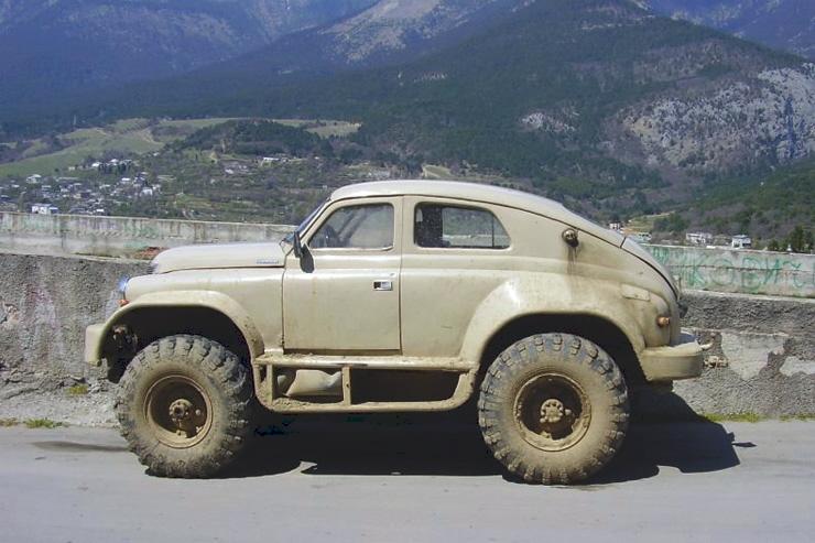 L'ancêtre des SUV.... 310