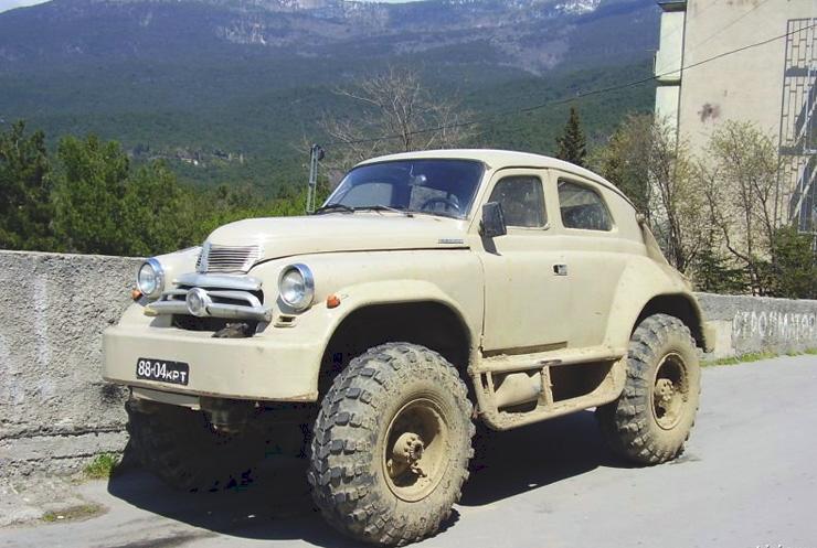 L'ancêtre des SUV.... 410