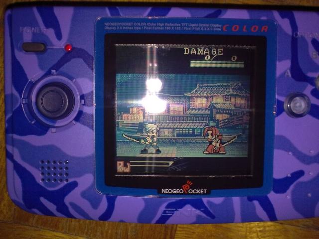 [Console]   La Neo Geo Pocket/Pocket Color (SNK) 1998. 19072027