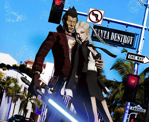 [Annonce] No more heroes sur console HD. No-mor10