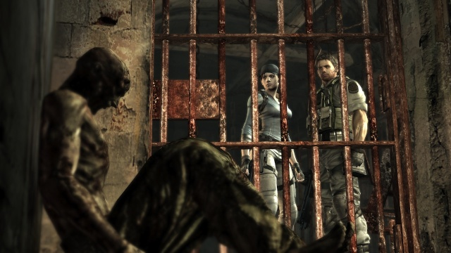[News]   Resident Evil 5: gold edition. Reside10