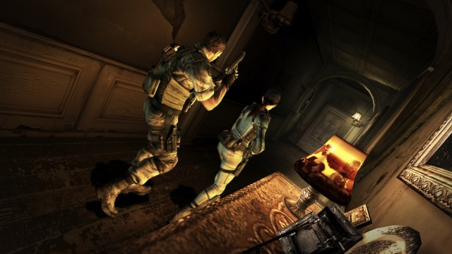 [News]   Resident Evil 5: gold edition. Reside12