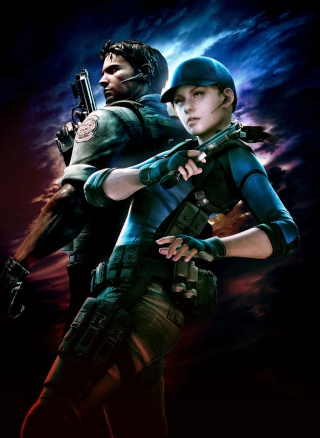 [News]   Resident Evil 5: gold edition. Reside14