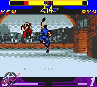 [Console]   La Neo Geo Pocket/Pocket Color (SNK) 1998. Street10