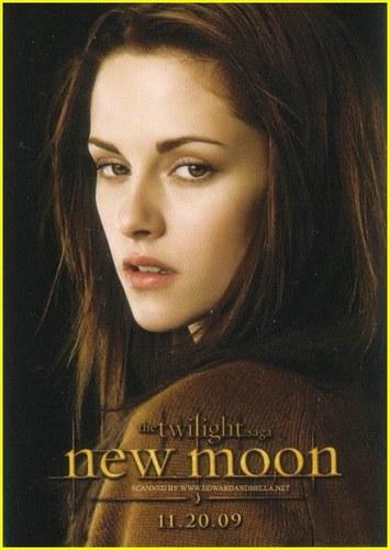 Goodies gratuits carte New Moon 58190410