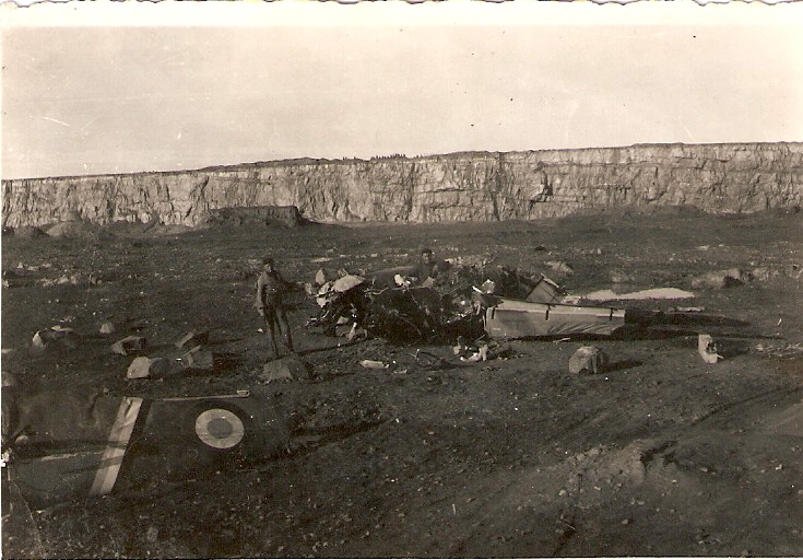 armee air AFN 1942 Accide10