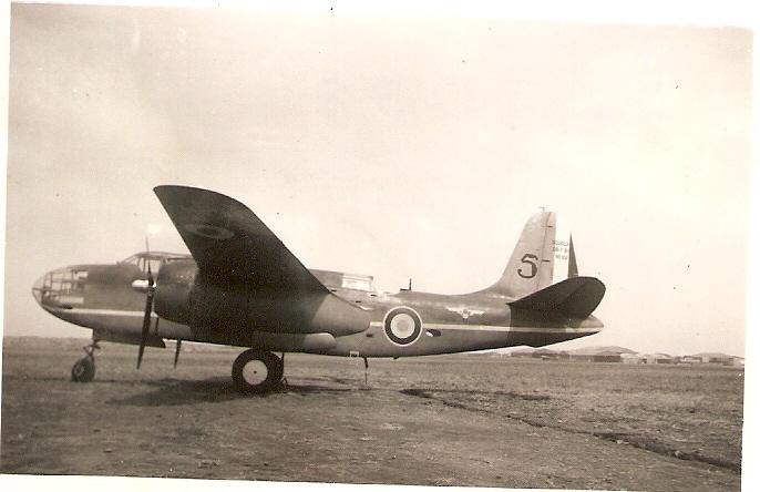 armee air AFN 1942 Dougla10