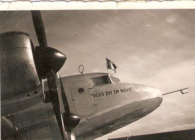 armee air AFN 1942 - Page 2 Langue11