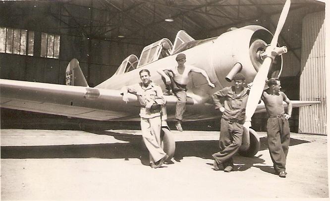 armee air AFN 1942 North10