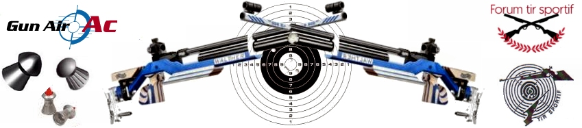Forum AIRGUN tir sportif armes à air comprimé cO2