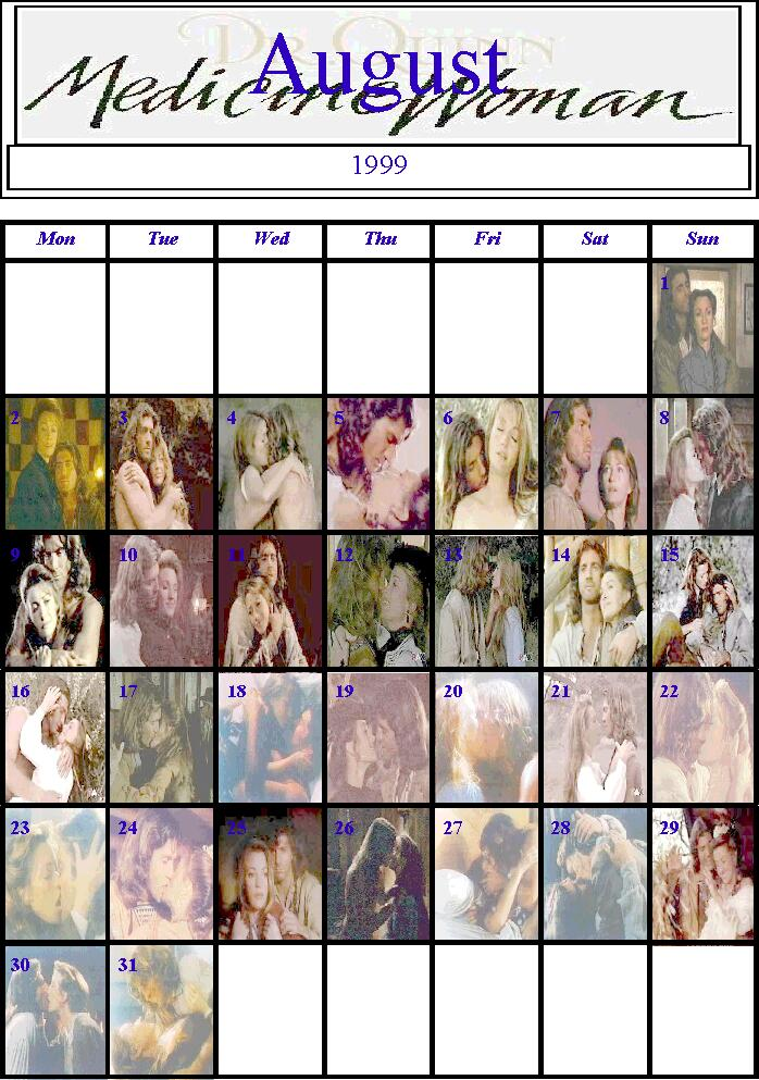 CALENDRIERS August11