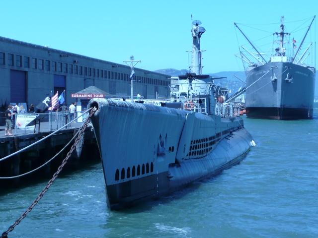 [ Associations anciens Marins ] Le congrès international des anciens sous-mariniers à San Di - Page 2 P1020810