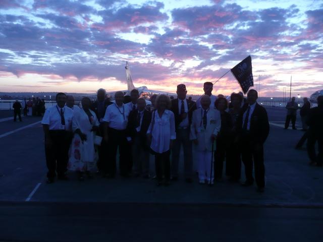 [ Associations anciens Marins ] Le congrès international des anciens sous-mariniers à San Di - Page 3 P1030711