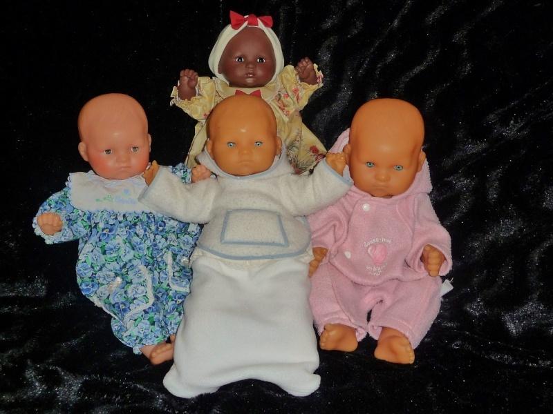 mes poupées corolle , gotz, et autres P1130511