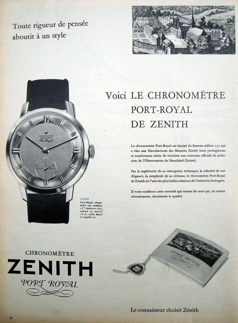 ZENITH New Vintage 1969 Zenith10