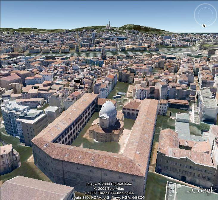 Bâtiments 3D avec textures - France [Sketchup] A_mars10
