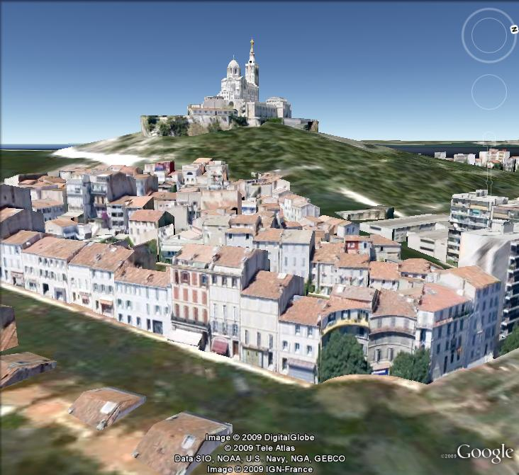Bâtiments 3D avec textures - France [Sketchup] A_mars11