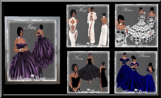 Morea STYLE - CLOTHING FOR WOMEN'S-ELEGANT-SEXY-CLASSICAL Morea110