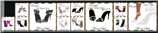 Morea STYLE - CLOTHING FOR WOMEN'S-ELEGANT-SEXY-CLASSICAL Morea113