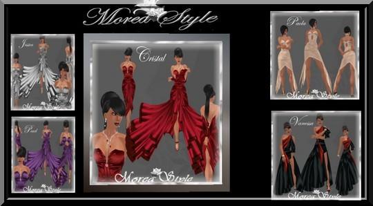 Morea STYLE - CLOTHING FOR WOMEN'S-ELEGANT-SEXY-CLASSICAL Morea211