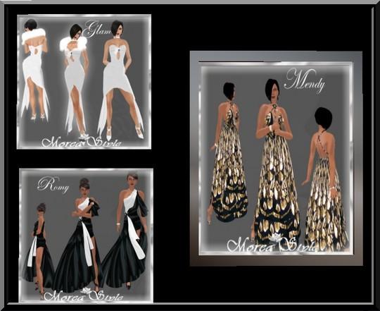 Morea STYLE - CLOTHING FOR WOMEN'S-ELEGANT-SEXY-CLASSICAL Morea311