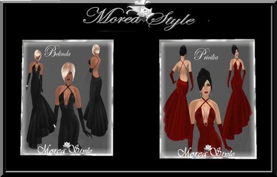 Morea STYLE - CLOTHING FOR WOMEN'S-ELEGANT-SEXY-CLASSICAL Morea510