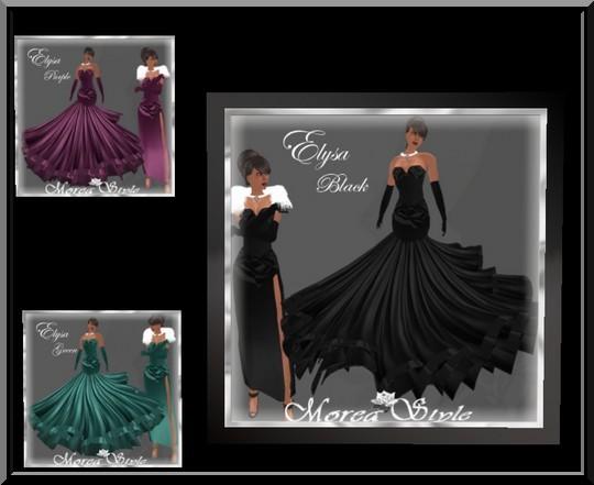 Morea STYLE - CLOTHING FOR WOMEN'S-ELEGANT-SEXY-CLASSICAL Morea910