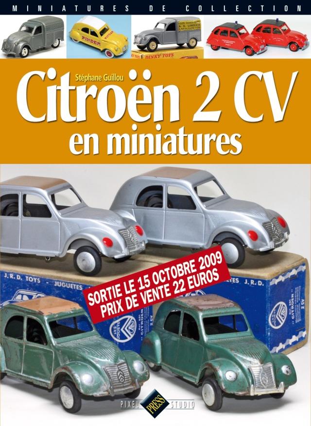 les livres sur la 2CV Citroen Couver10