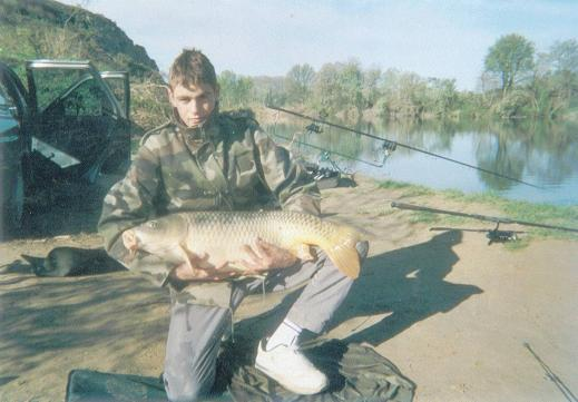 JB34 ... quelque poissons 8610