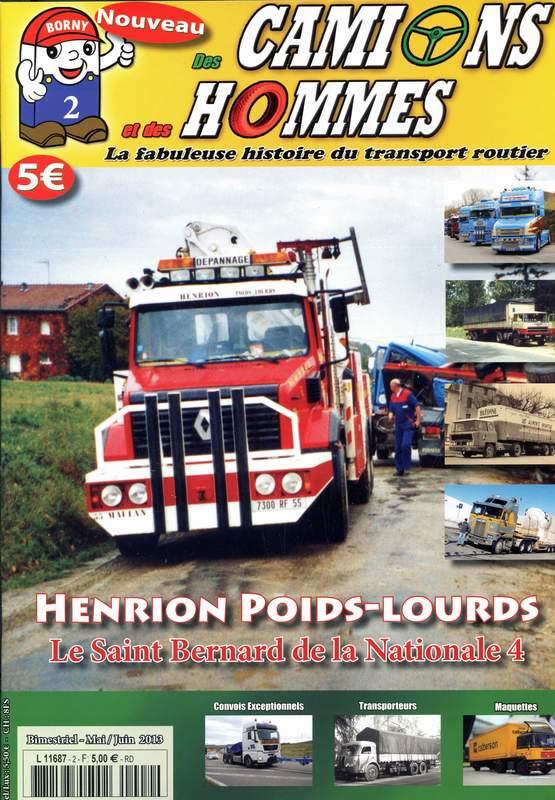 Magazine Des Camions et des Hommes N°2 Mai/juin2013 Sahara10