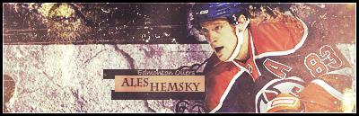Edmonton Oilers . Hemsky11