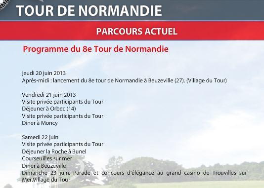 8ème Tour de Normandie Captur20