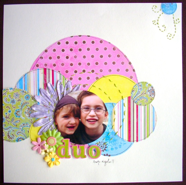 Galerie de Michelle, nouv P5 - Page 2 Duo11