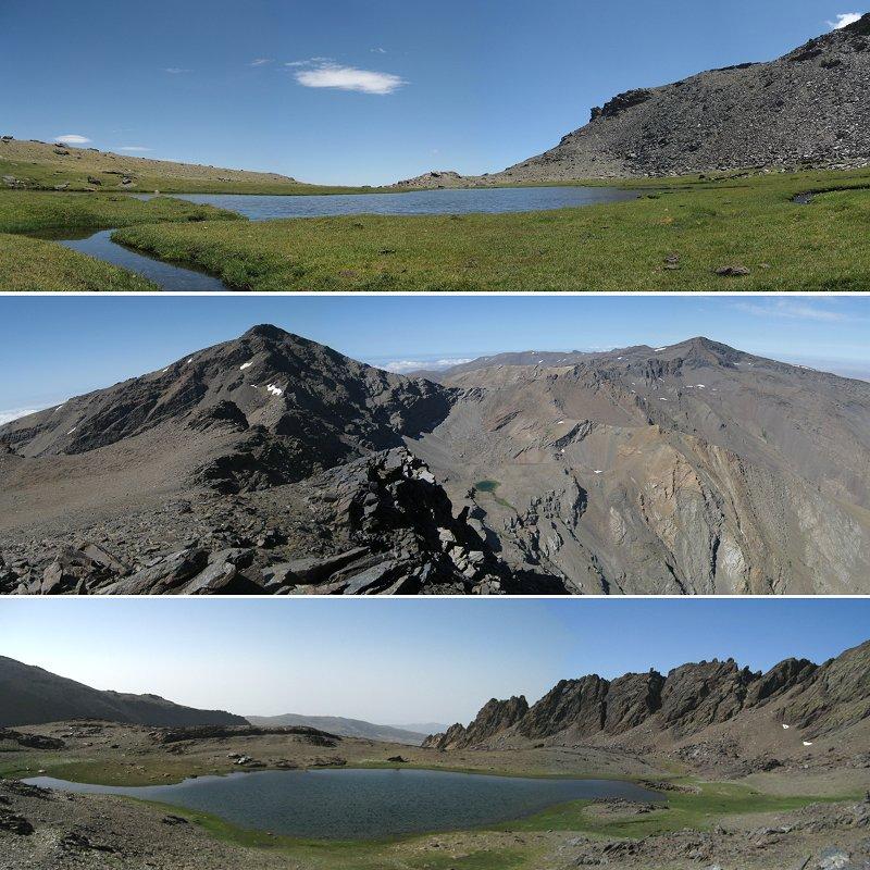 Découverte de la Sierra Nevada Paysag10