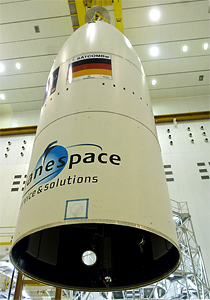 Ariane 5 ECA V191 / Amazonas 2 + COMSATBw-1 (01/10/2009) - Page 2 63810