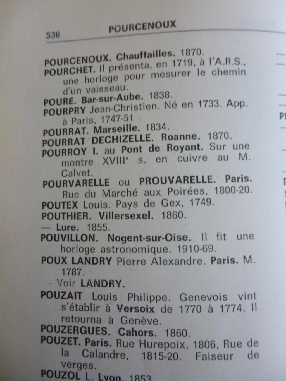 Recherche informations sur POURRAT à Marseille  P1020810