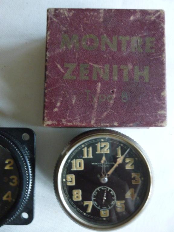Les montres d'aéronef Type 20 de Zenith  - Page 2 P1030021