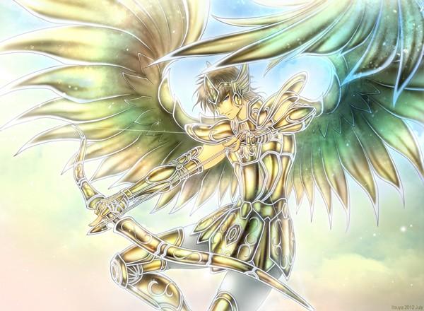 Kyros, Chevalier d'or du Sagittaire 549c8d10