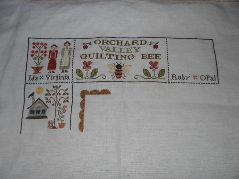 Orchard Valley Quilting Bee de LHN suite le 30 Octobre - Page 22 Dsc02013