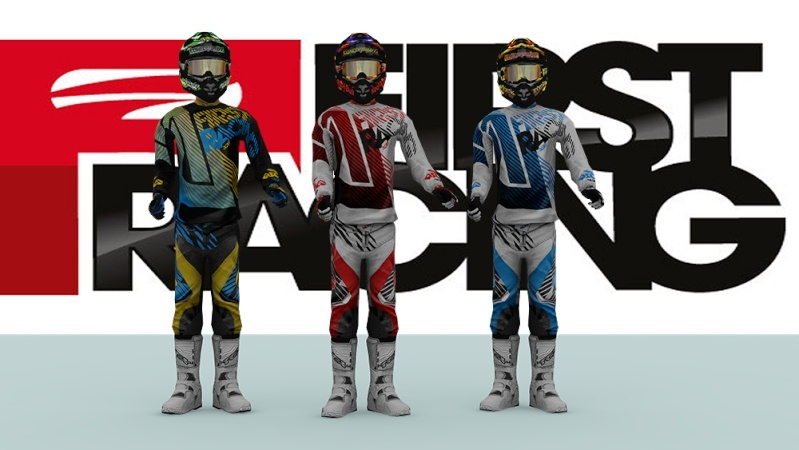 PUBLIC tenues First Racing Scan 2013 Test110