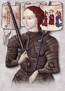 La mission de Jeanne d'Arc Jeanne10