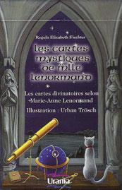 Les cartes mystiques de Melle LENORMAND par Urban Trôsch Mystiq10