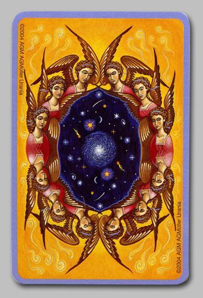 Les cartes mystiques de Melle LENORMAND par Urban Trôsch Mystiq12