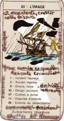 Les Cartes de Mariana Oracle50