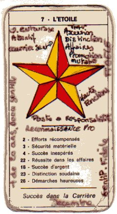 Les Cartes de Mariana Oracle58