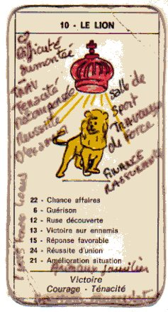 Les Cartes de Mariana Oracle59