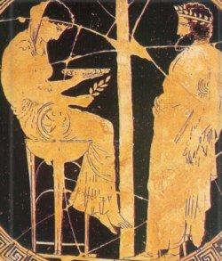 L'ORACLE DE DELPHES Pythie10