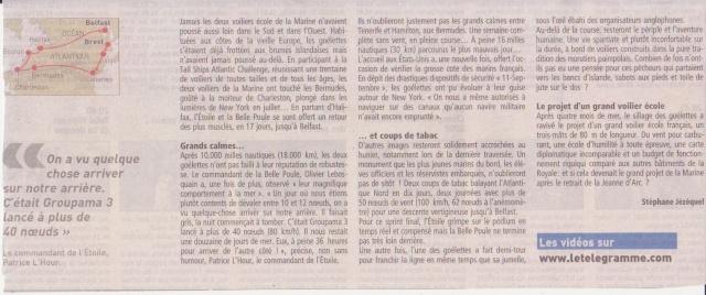 L'ÉTOILE ET LA BELLE-POULE (BE) - Page 5 Image-59